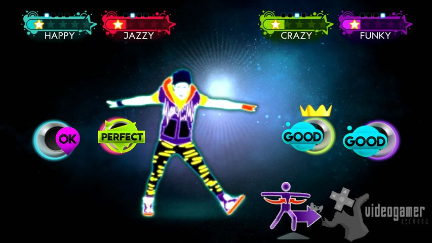 All Just Dance 3 Screenshots For PlayStation 3 Wii Xbox 360