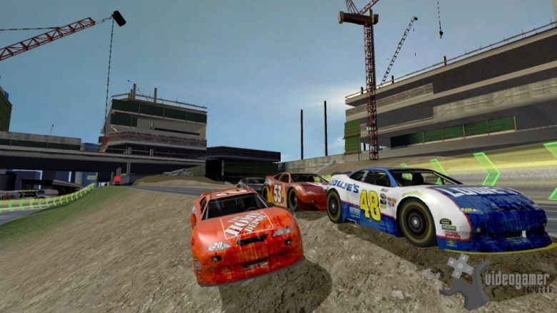 All NASCAR Unleashed Screenshots for Xbox 360, 3DS, PlayStation 3, Wii, PC