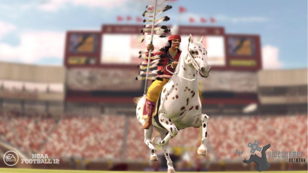 All NCAA Football 12 Screenshots For PlayStation 3 Xbox 360