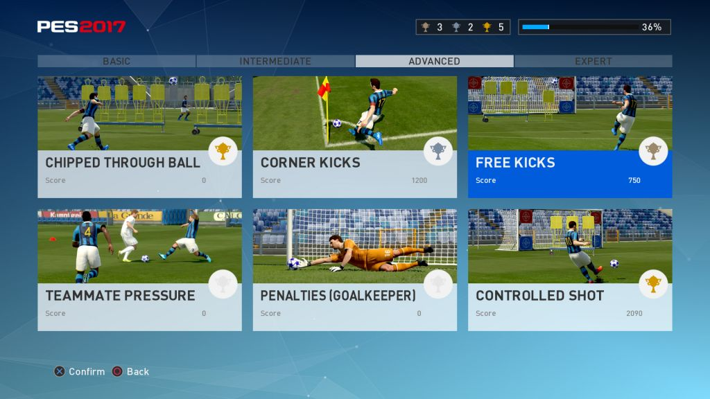 All PES 2017 Screenshots For PC PlayStation 3