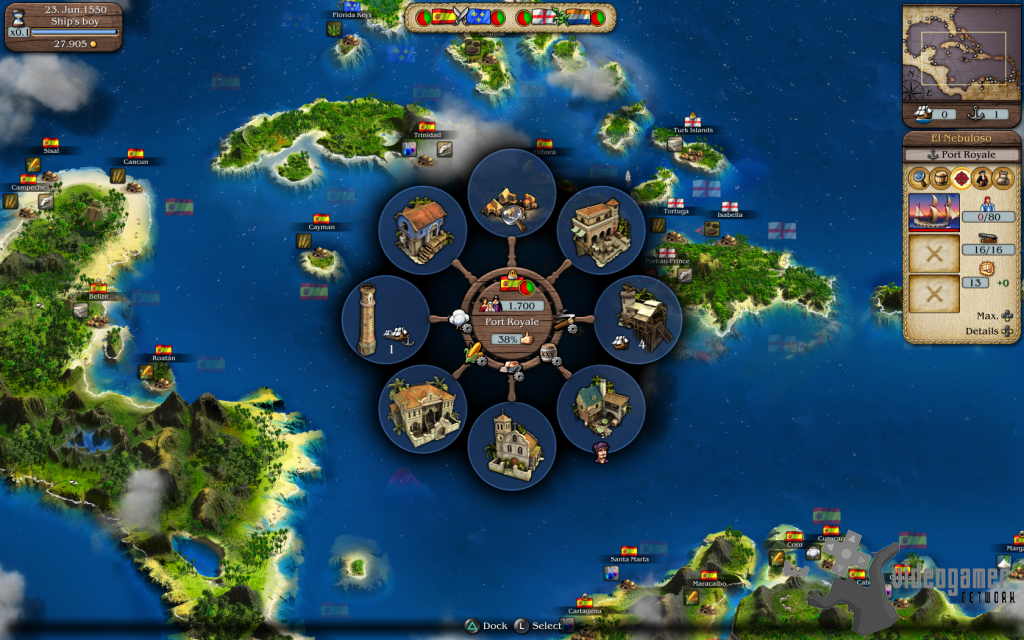 All Port Royale 3 Pirates And Merchants Screenshots For