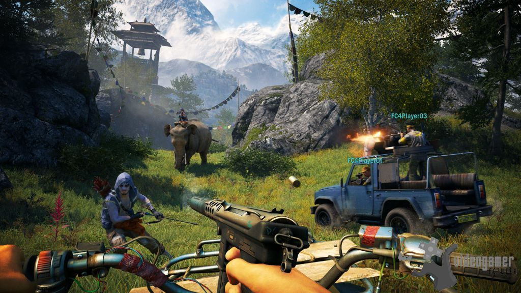 All Far Cry 4 Screenshots For PC PlayStation 3