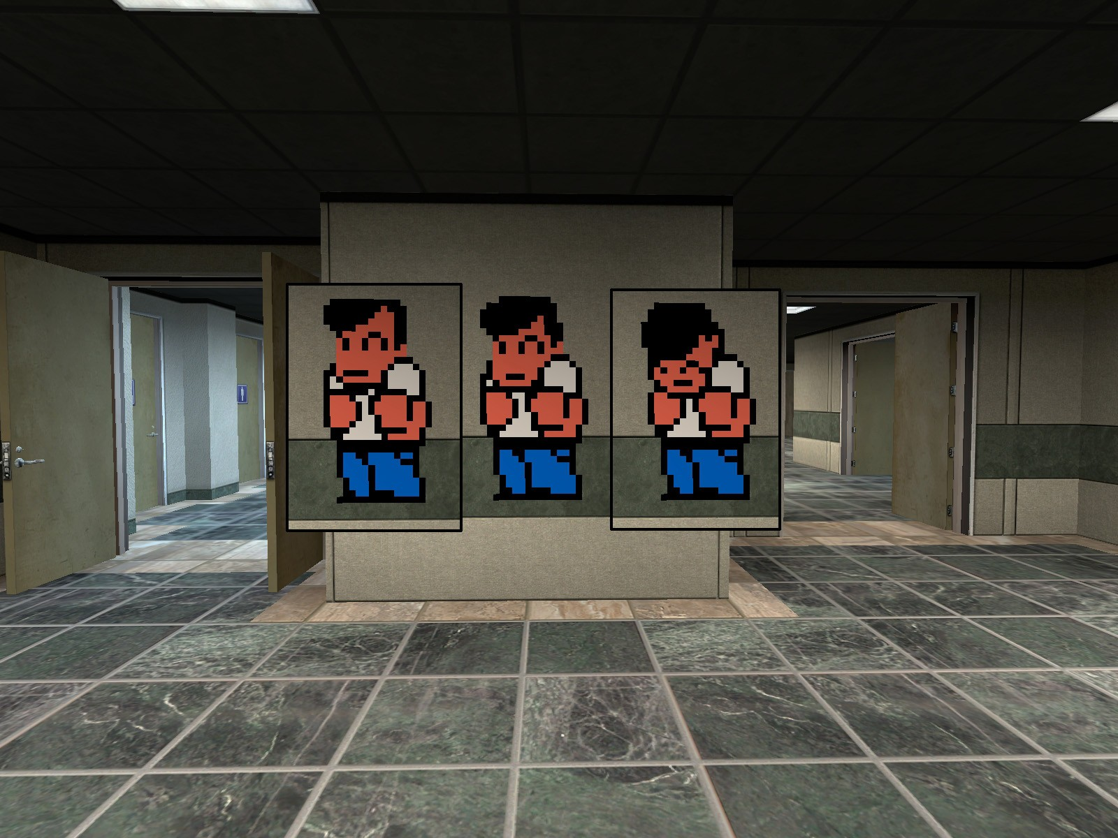 River City Ransom 2 Pack Counter Strike Source Sprays