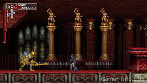 Castlevania The Dracula X Chronicles 2007 Video Game