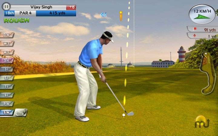 Real Golf 2011 1 0 0 purchase for Mac   MacUpdate Screenshot 1 for Real Golf 2011