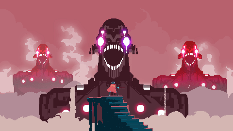 Hyper Light Drifter News Achievements Screenshots And Trailers