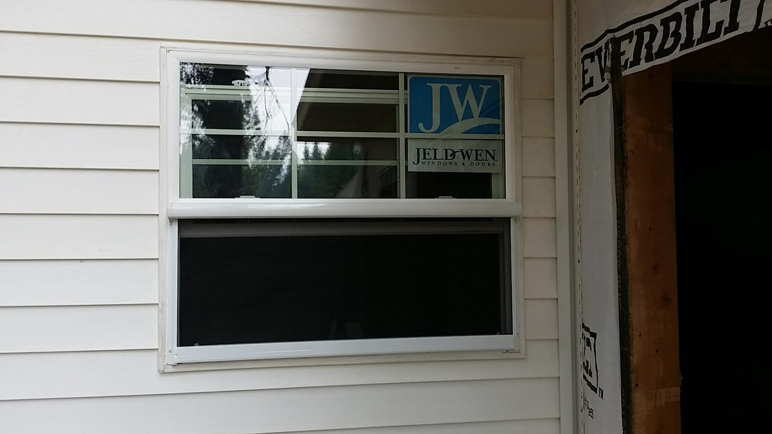 Custom Window Screen