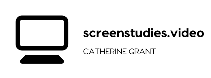 screenstudies.video by Catherine Grant