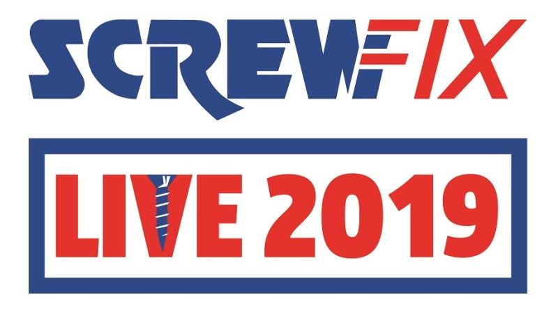 Your last chance to register for Screwfix Live 2019!