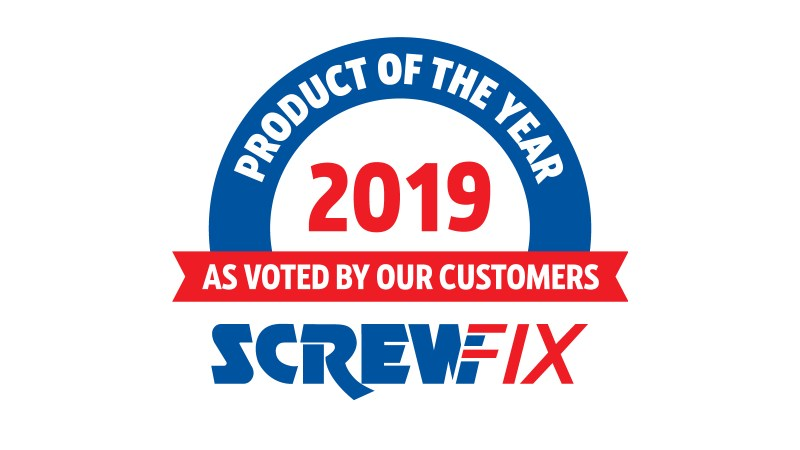 Screwfix's first ever Product of the Year Awards