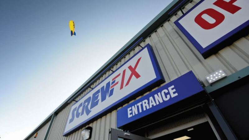 Screwfix to create 14 new jobs in Skegness