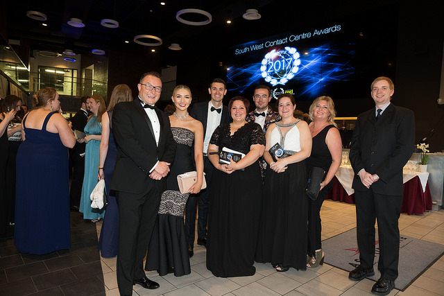 Screwfix Scoop Large Contact Centre of the Year Award