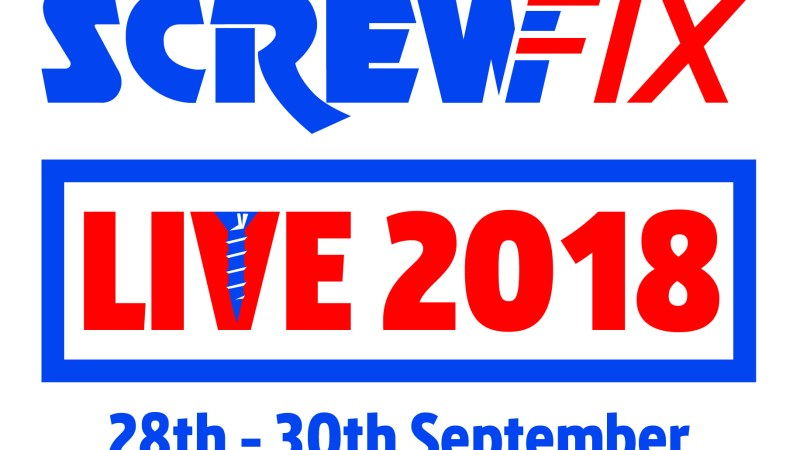 Meet Football Legends at Screwfix LIVE 2018! Our Trade & DIY Show is the Biggest and Best Show Ever!