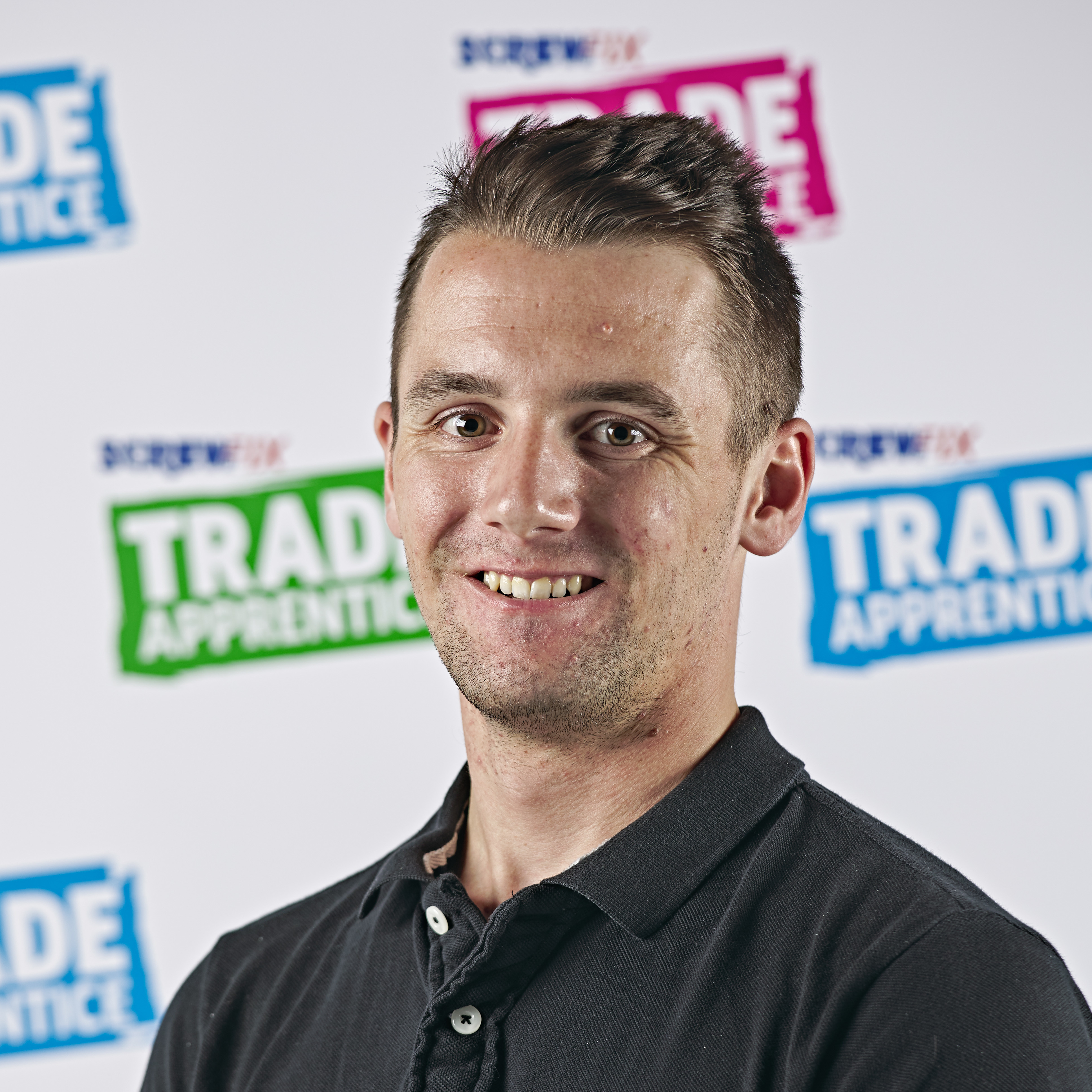 Grimsby apprentice honoured with an award in Screwfix national final