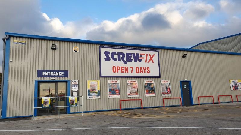 Screwfix opens its doors in Hindley Green
