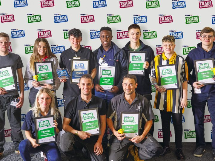 Do you have what it takes to be crowned Screwfix Trade Apprentice 2020?