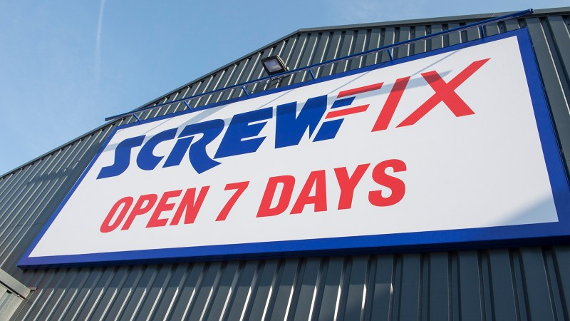 Screwfix to Officially Open New Ennis Store with '10% Off' Event