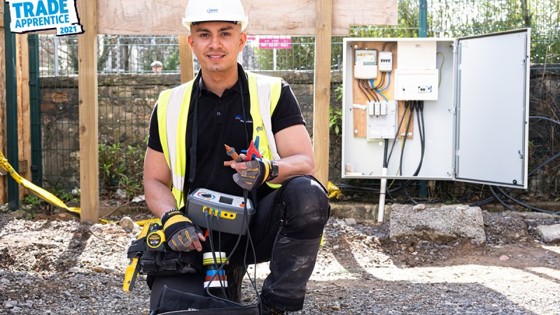 Apprentice from Cardiff is the best in the Nation!