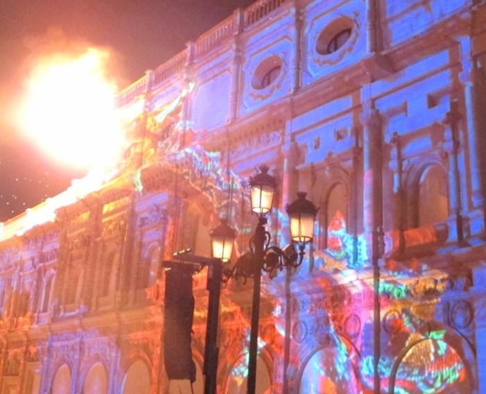 Mapping 2014, Sevilla