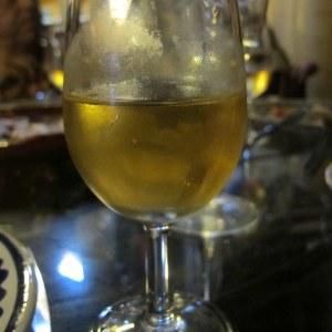 Palmares fino-type wine.