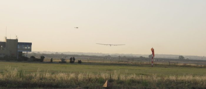 Si2 coming to land