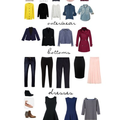How My Fall Capsule Wardrobe is Simplifying My Life
