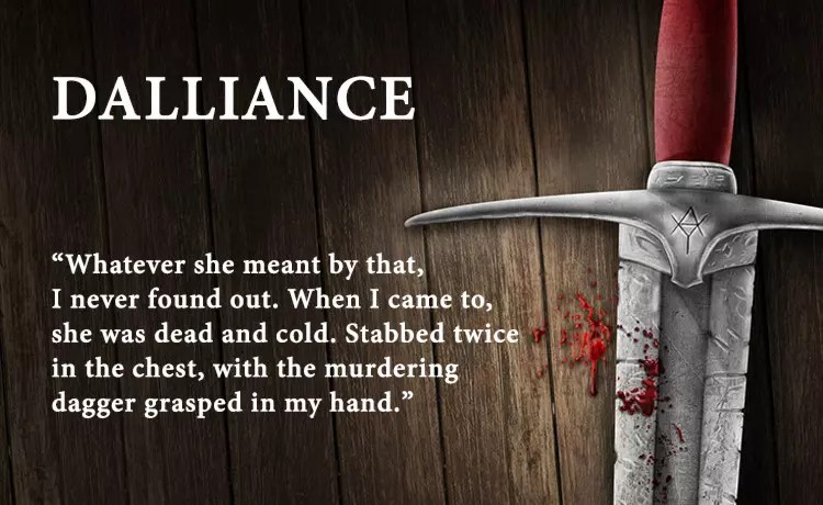 An online short story about a rogue, a humiliated noblewoman, and a mysterious signet ring.