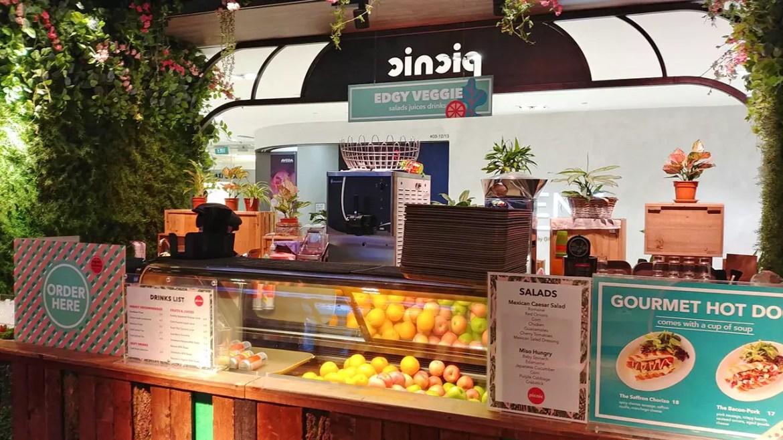 Edgy Veggie at Picnic Urban Food Park