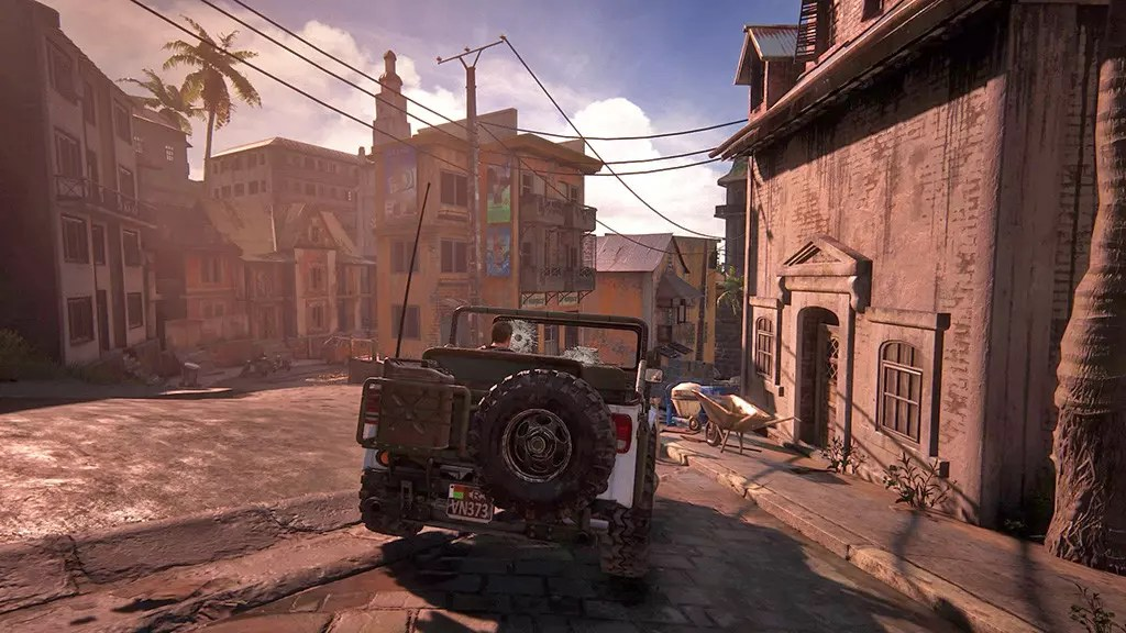 Let's travel Madagascar with Uncharted 4