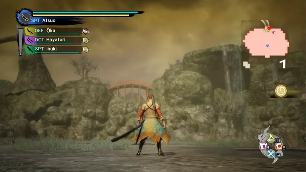 Toukiden Kiwami PlayStation 4: The Age of Grace