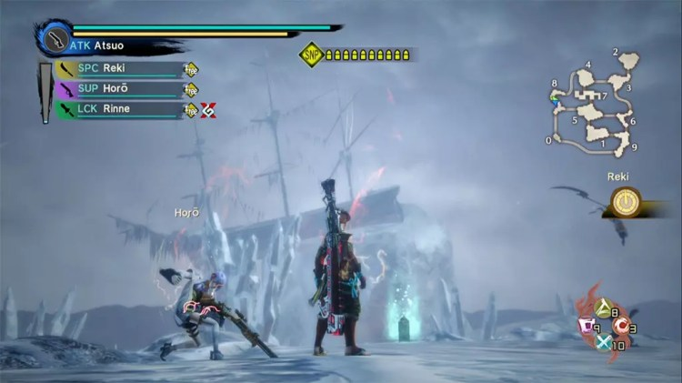 Let's travel historical Japan with Toukiden Kiwami!- The Age of Chaos.