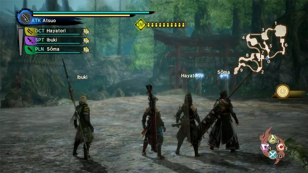 Let's travel historical Japan with Toukiden Kiwami!- The Age of Honor