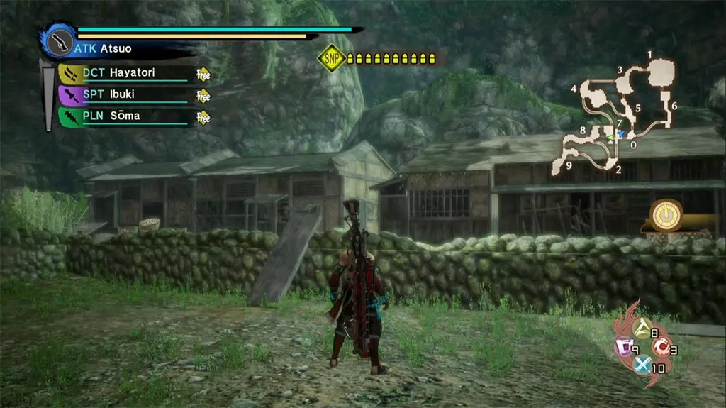 Let's travel historical Japan with Toukiden Kiwami!- The Age of Honor.