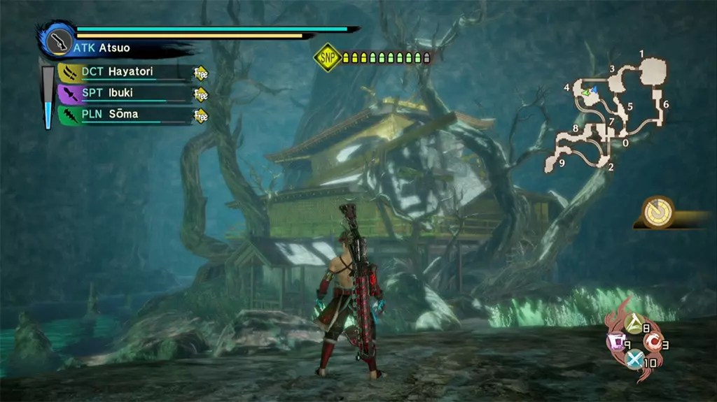 Let's travel historical Japan with Toukiden Kiwami!- Kinkaku-Ji