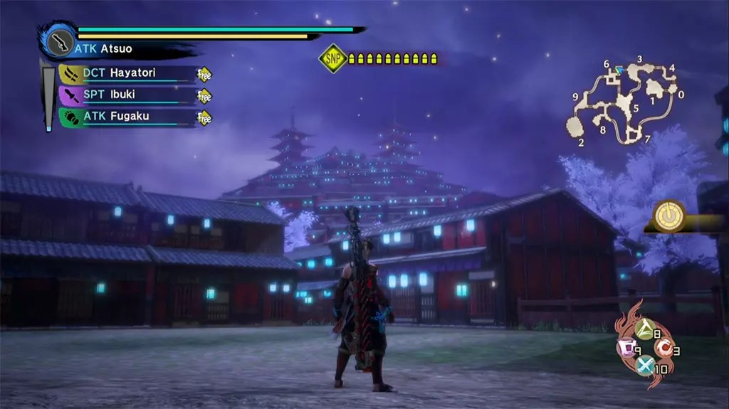 Toukiden Kiwami Age of Peace screenshot.