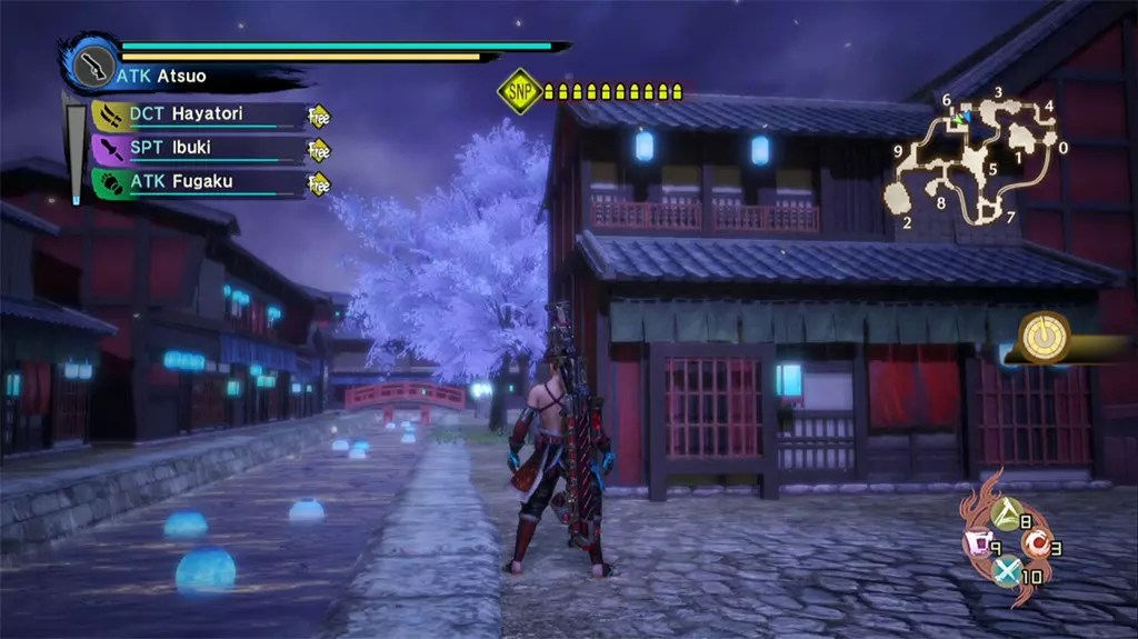 Let's travel historical Japan with Toukiden Kiwami!- The Age of Peace.