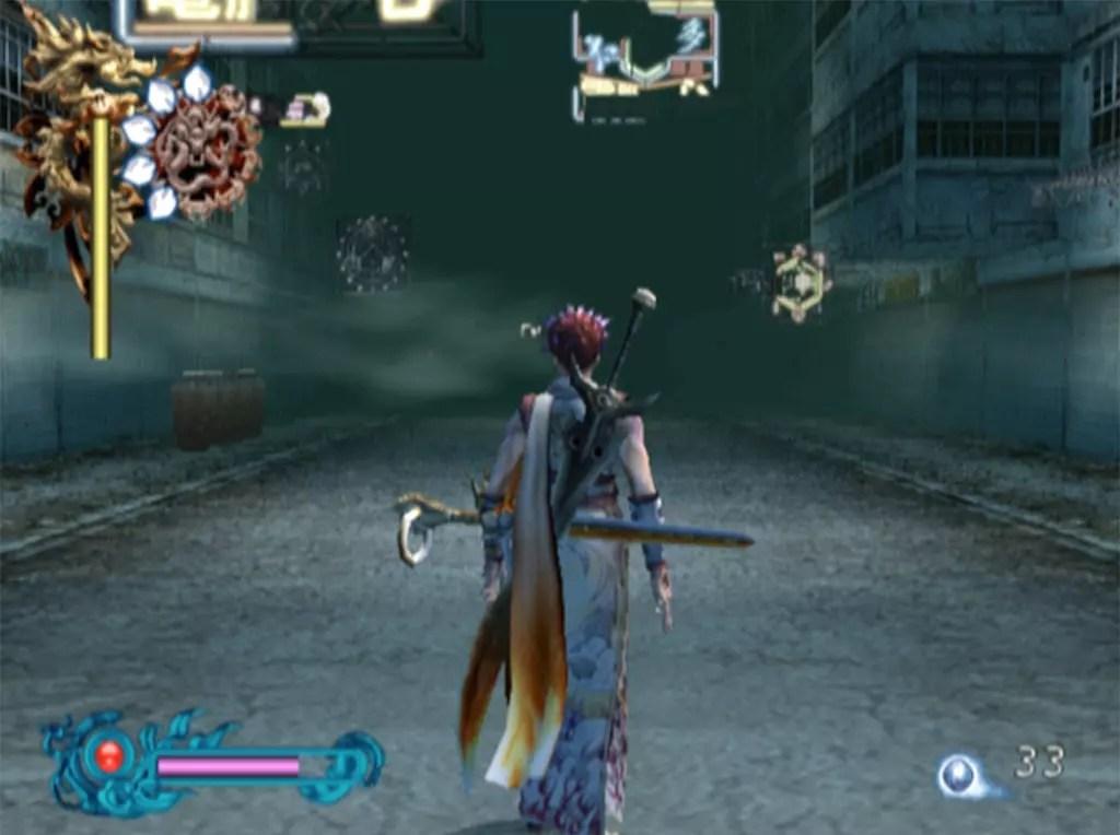 Bujingai: The Forsaken City Screenshot