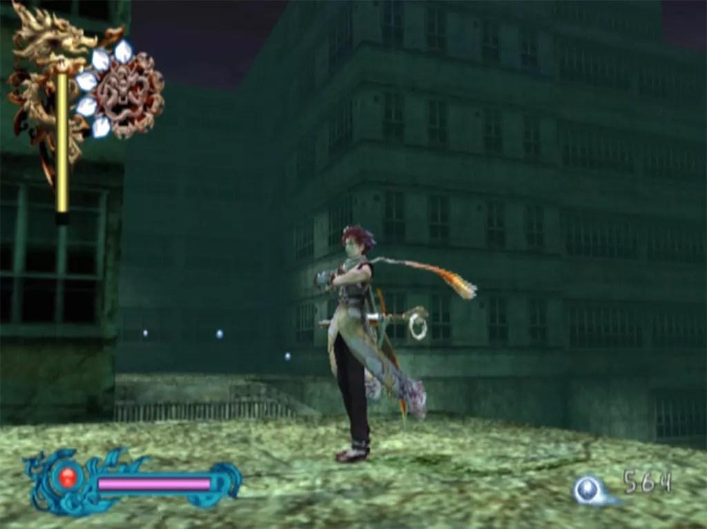 Bujingai Stage 1 Screenshot