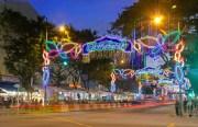 Geylang Serai Bazaar and Festive Light-up 2017