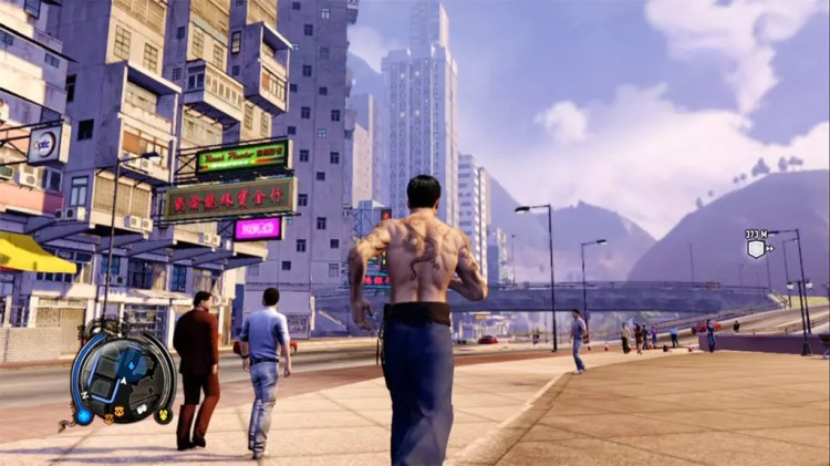 Let's Enjoy A Hong Kong Trip with Sleeping Dogs - Aberdeen & Kennedy Town.