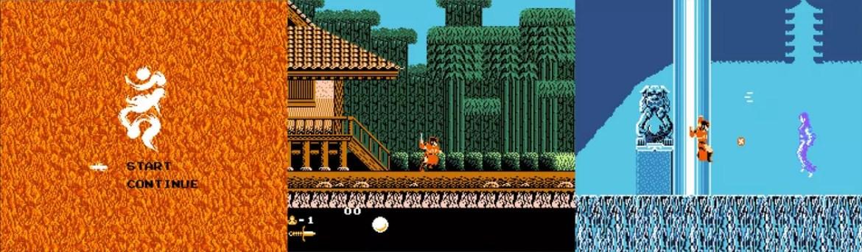 Famicom Fudō Myōō Den Screenshots.