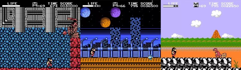 Retro Famicom Games - Hi no Tori Hououhen: Gaou no Bouken