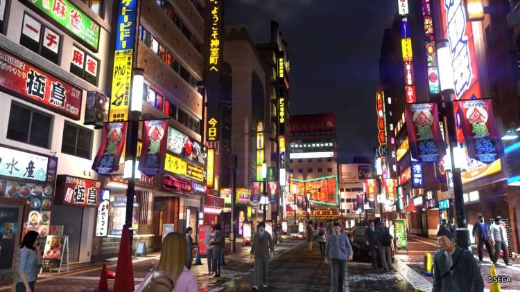 An Introduction to Japanese Nightlife with Sega's Ryu ga Gotok
