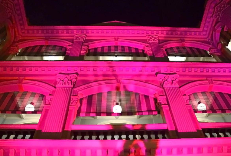 Singapore Night Festival: Peranakan Museum