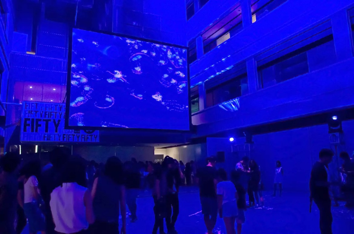 Singapore Night Festival 2017: National Design Centre.