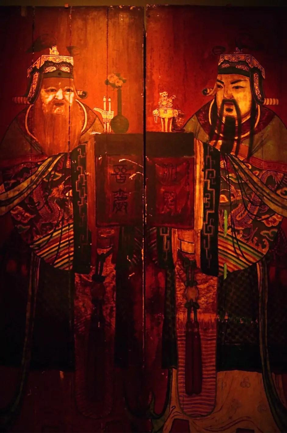 Menshen, or Gods of the Door.