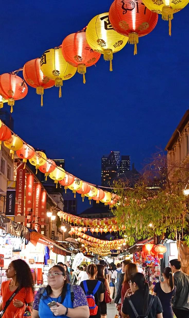 Chinatown Mid-Autumn Festival 2017, Festive Bazaar.