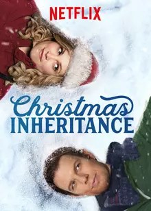 Netflix's Christmas Inheritance Movie Poster.