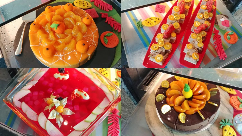 Makan@Jen Chinese New Year's Eve Festive Desserts