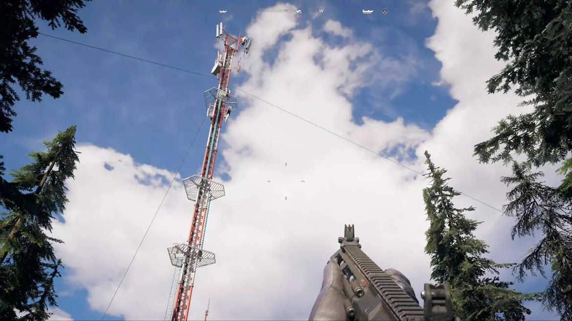 Far Cry 5 Tower.